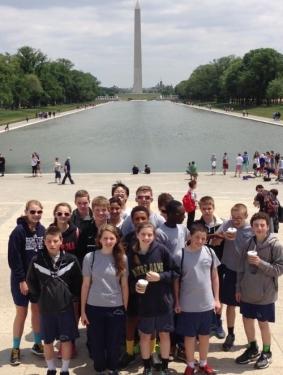 8th grade trip 2